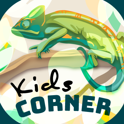 Kids Corner - Link to the Kids Corner Page